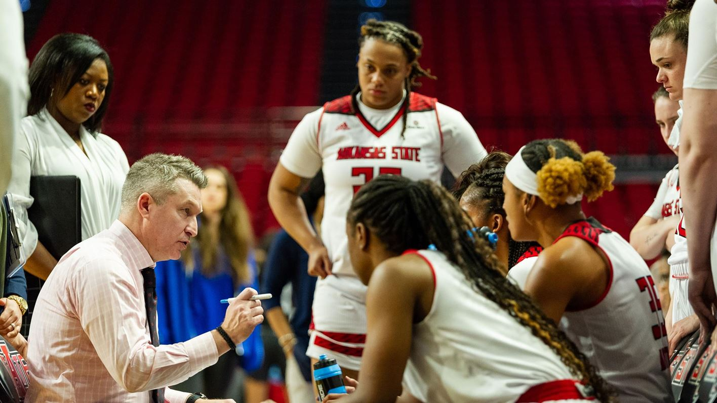 Team Huddle Georgia State